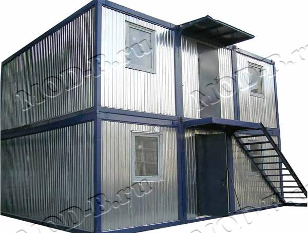 """Модульные здания, продажа модульных зданий, строительная компания """"МодульДом"""""""