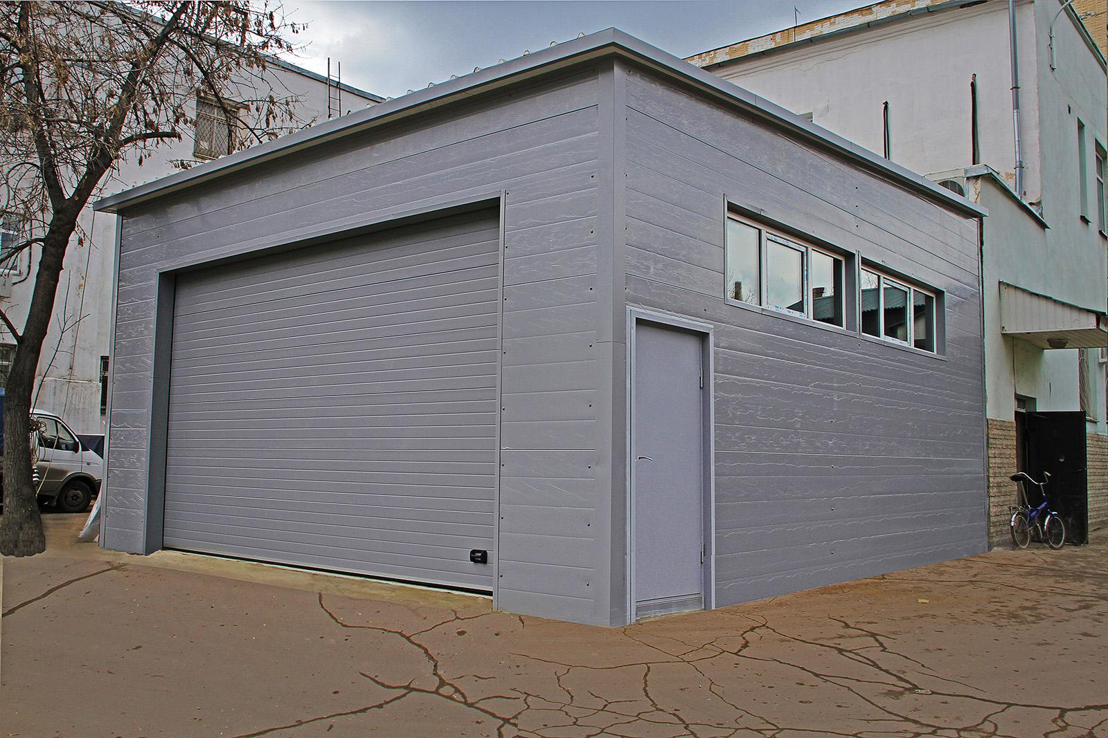 Каркасный гараж расчет материалов калькулятор