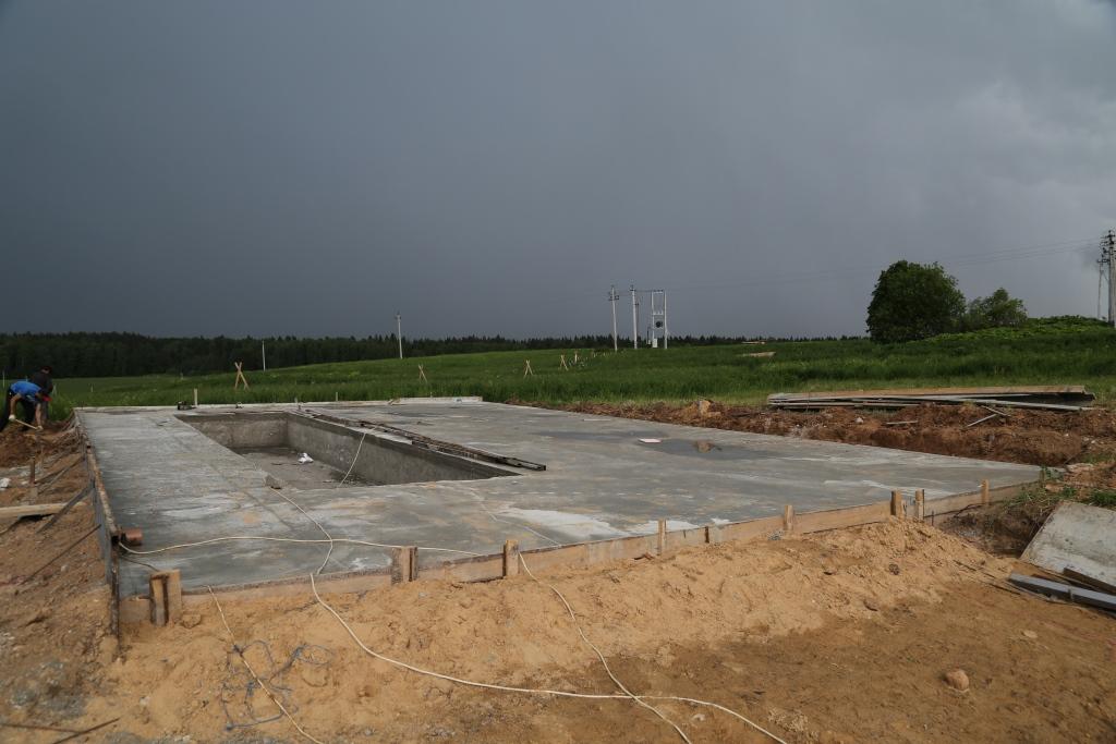 Молочные фермы из быстровозводимых модулей