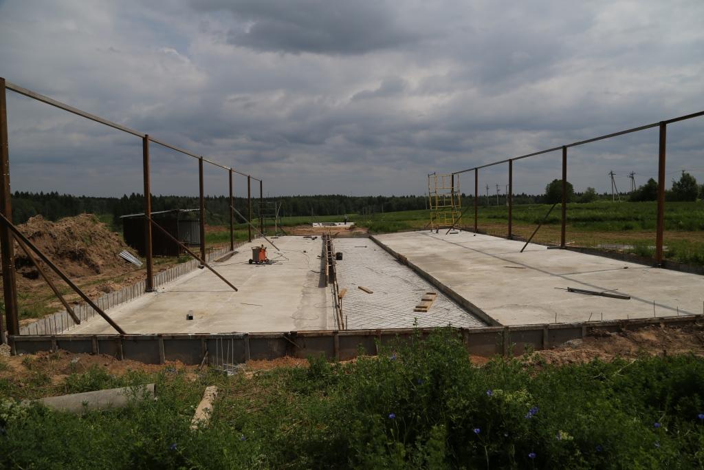 Поэтапный план строительства животноводческого хозяйства