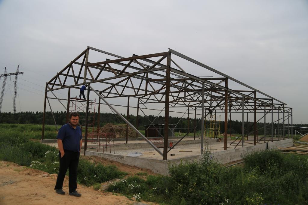 Модульное строительство сельхоззданий