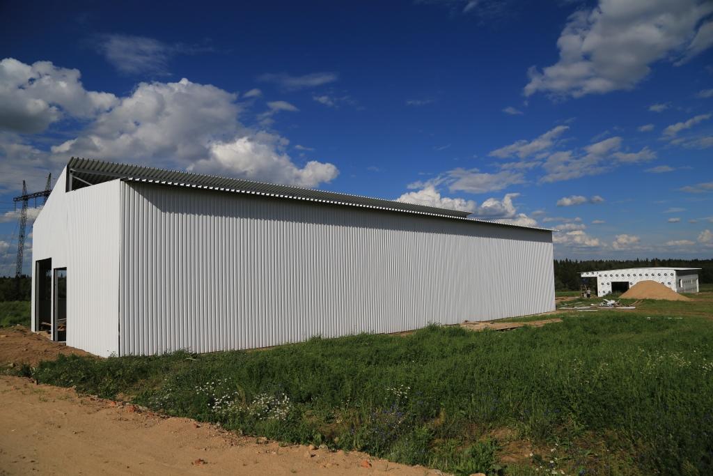 Быстровозводимые сельскохозяйственные здания