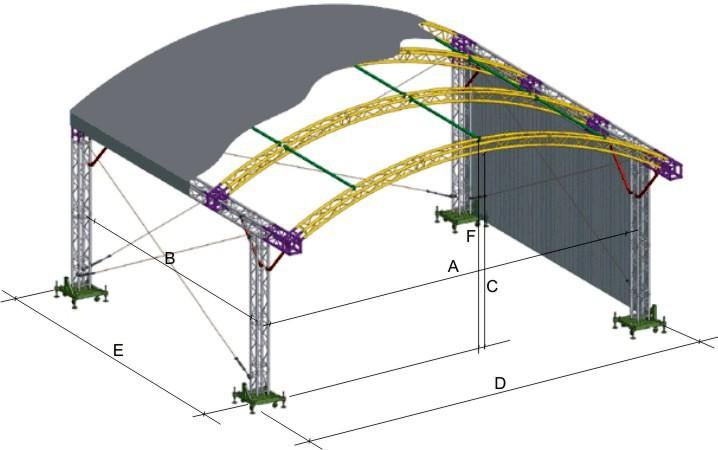 Купить навес, спроектировать навес, каркасные навесы, легкосборные конструкции навесов, строительство парковок